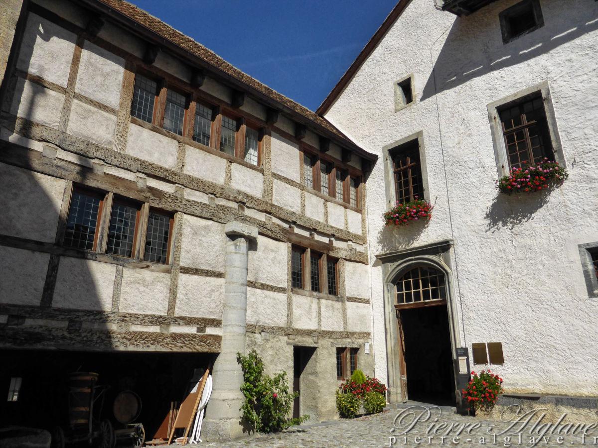 Aigle - Musée de la vigne et du vin