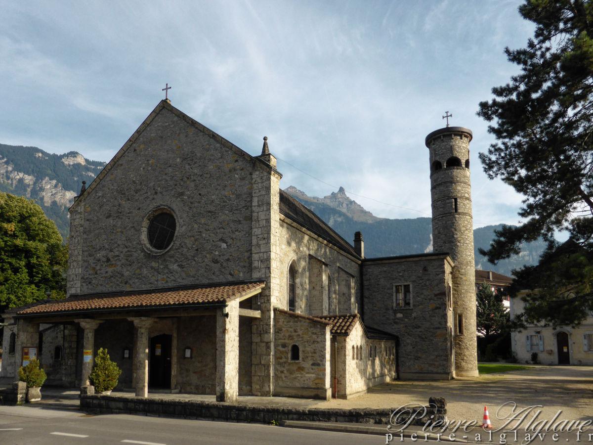 Bex - Église Saint Clément
