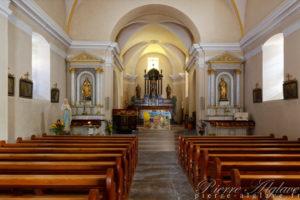 Bourg-Saint-Pierre, l'église
