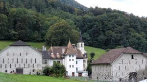 Lavey-Morcles, l'église