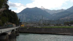 Usine hydroélectrique de Lavey