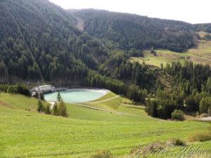 Liddes, usine hydro-électrique