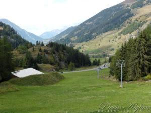 Télésiège avant Bourg-Saint-Pierre