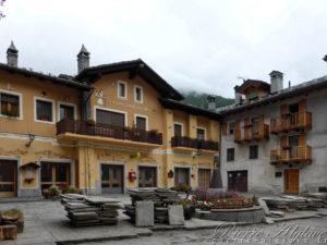 Etroubles : hôtel via Francigena