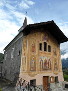 Signayes : Chapelle de Saint-Bernard