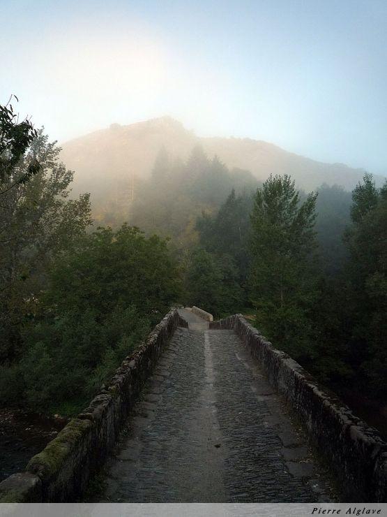 Conques, le pont romain