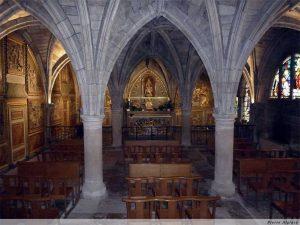 Saint-Sauveur à Figeac