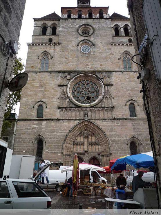 Cahors, la cathédrale