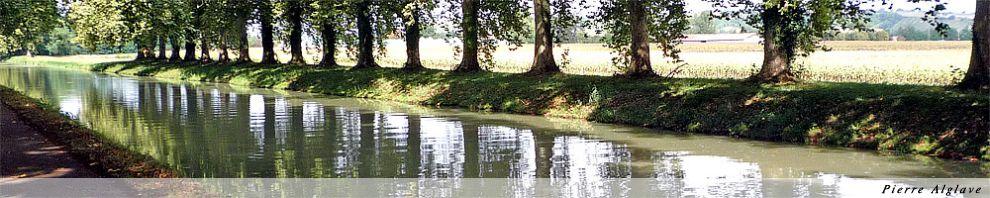 Canal latéral de la Garonne