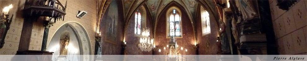 Castet-Arrouy, l`église
