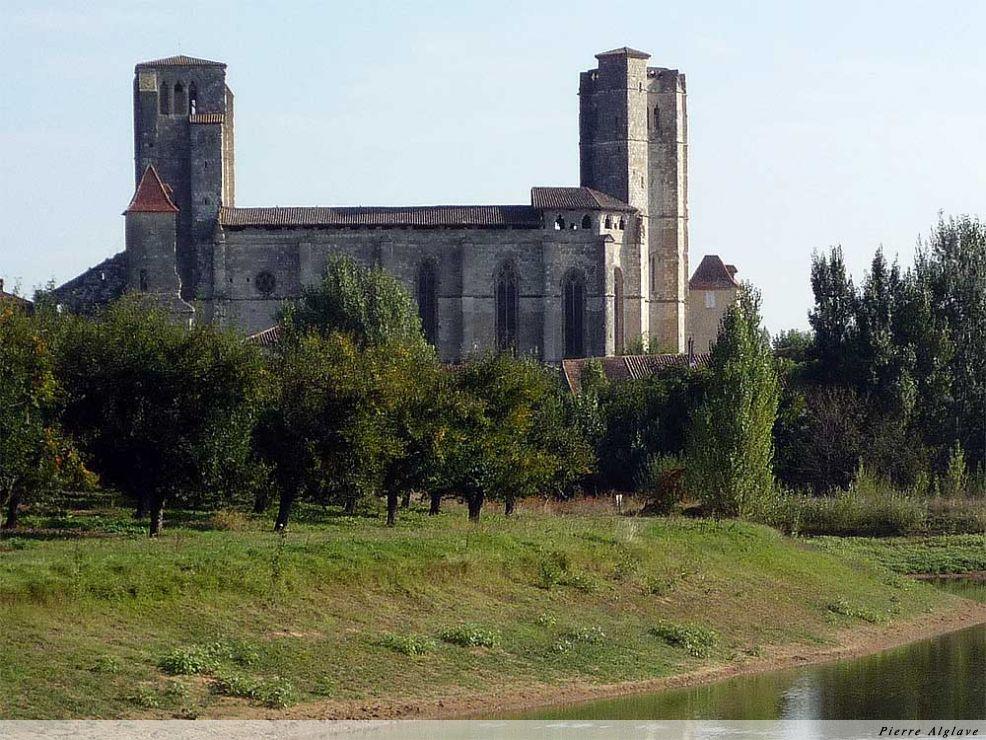 La Romieu, la collégiale Saint Pierre