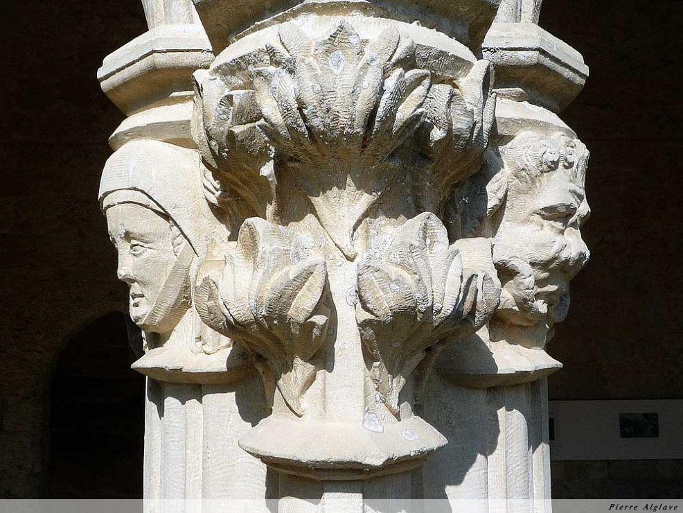 La Romieu, le cloître