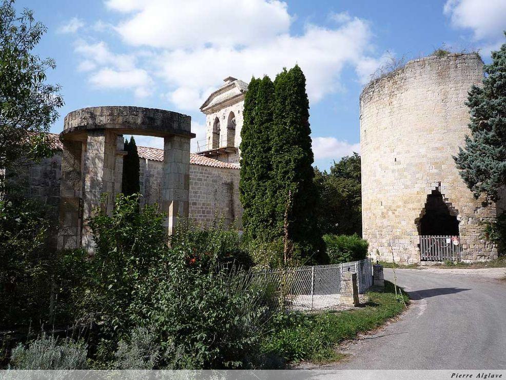 Castelnaux-sur-l`Auvignon