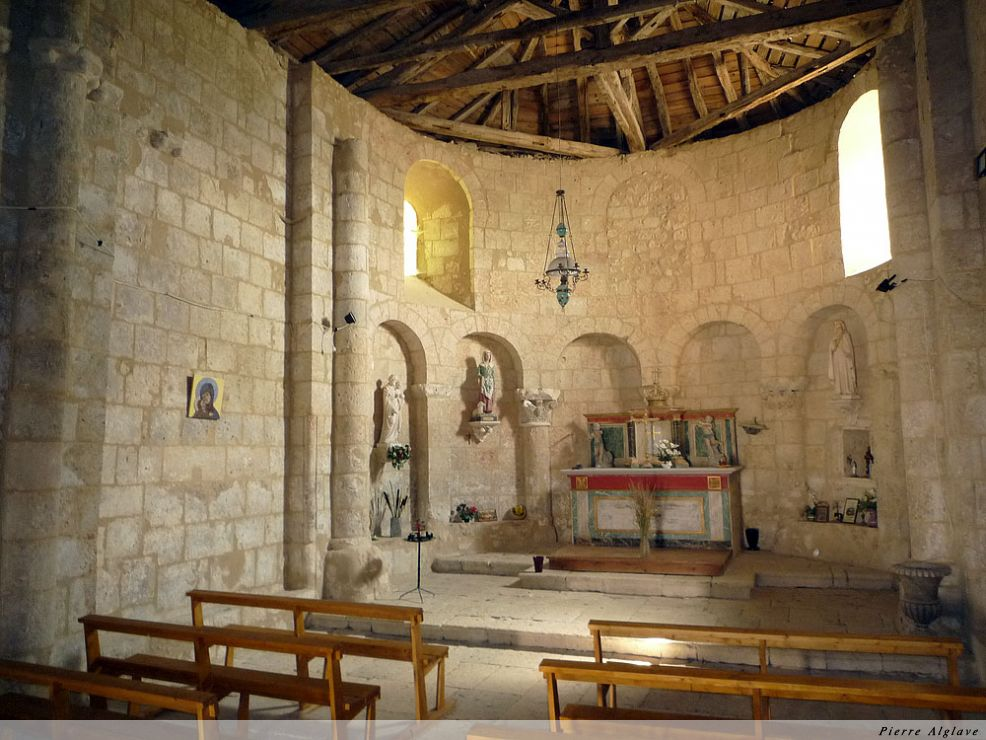 Chapelle romane Sainte-Germaine