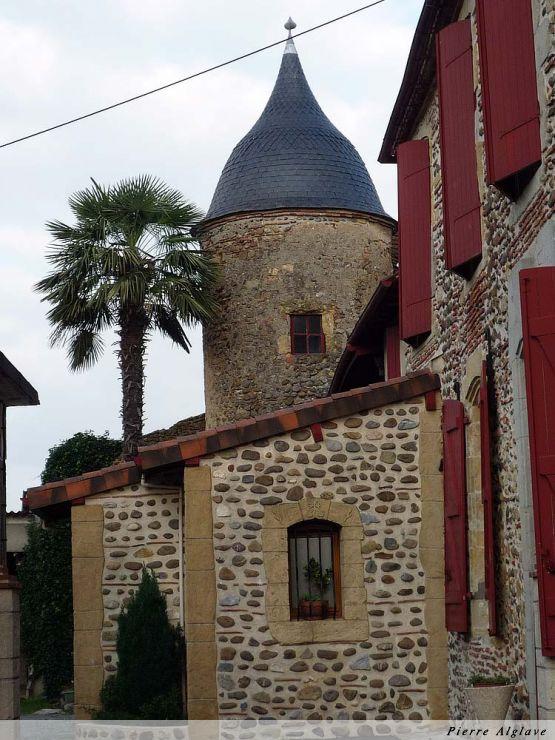 Arzacq-Arraziguet - La tour de Peich