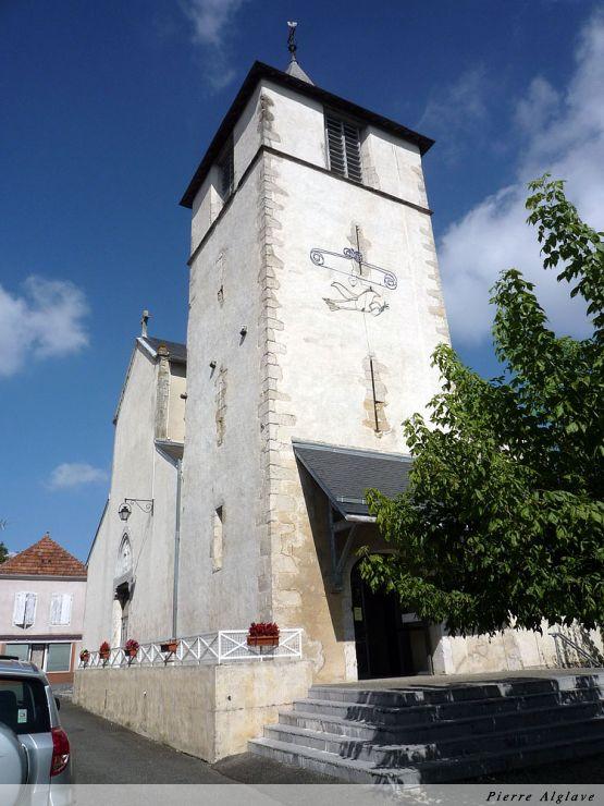 Arthez - Eglise