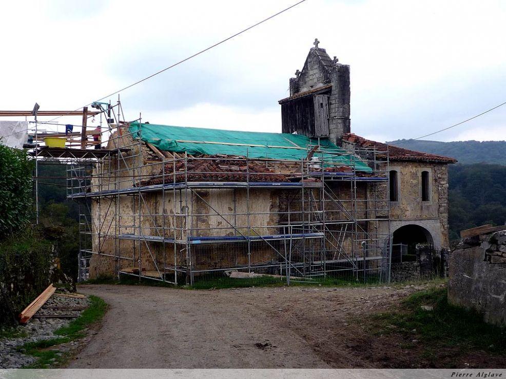 Chapelle de Harambeltz