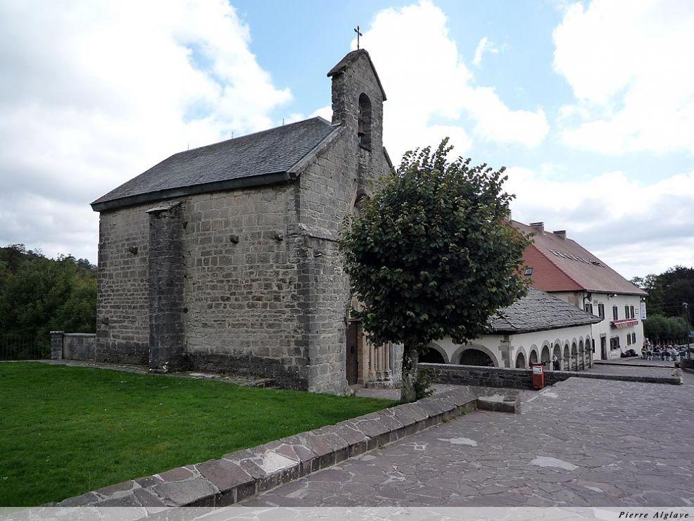 Chapelle Saint-Jacques accolée au Silo Charlemagne