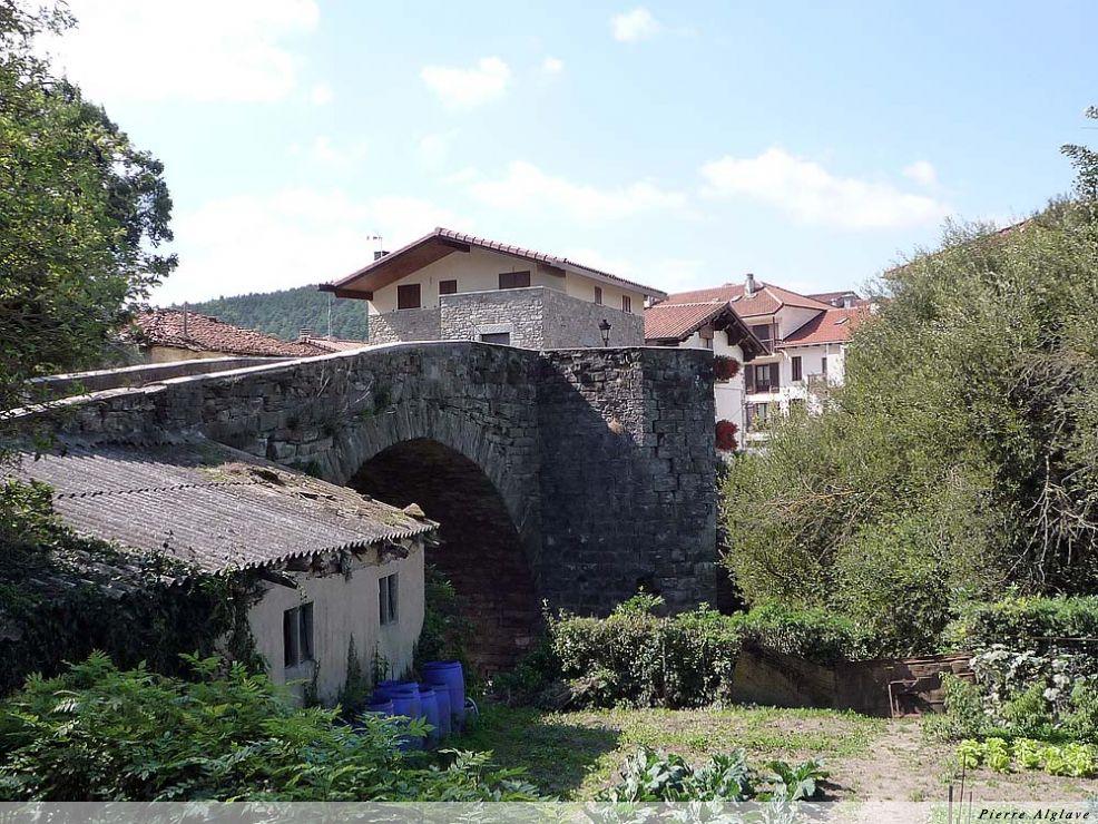 Le pont de Zubiri