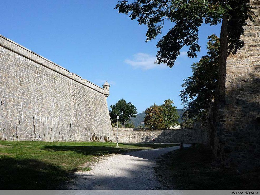 Pampelune : la citadelle
