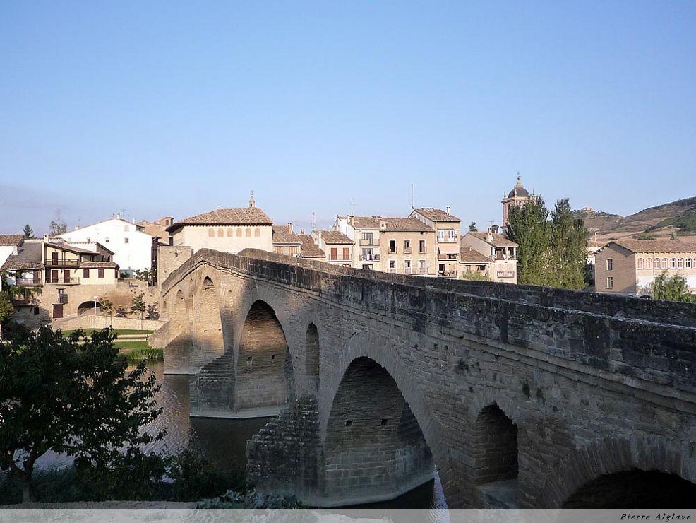 Puente la Reina :  le pont