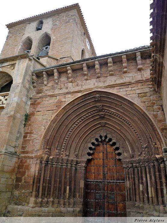 Eglise de Cirauqui