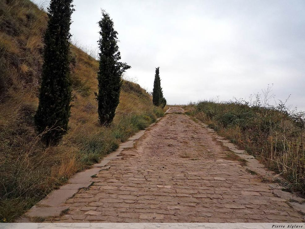 Voie romaine