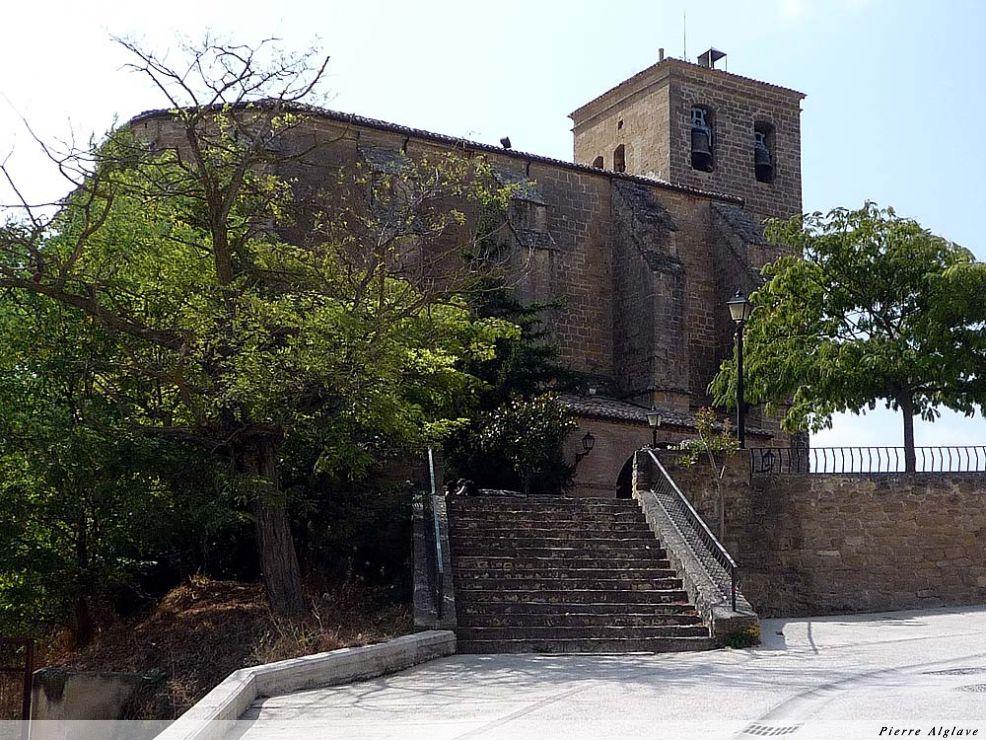 Eglise de Villatuerta