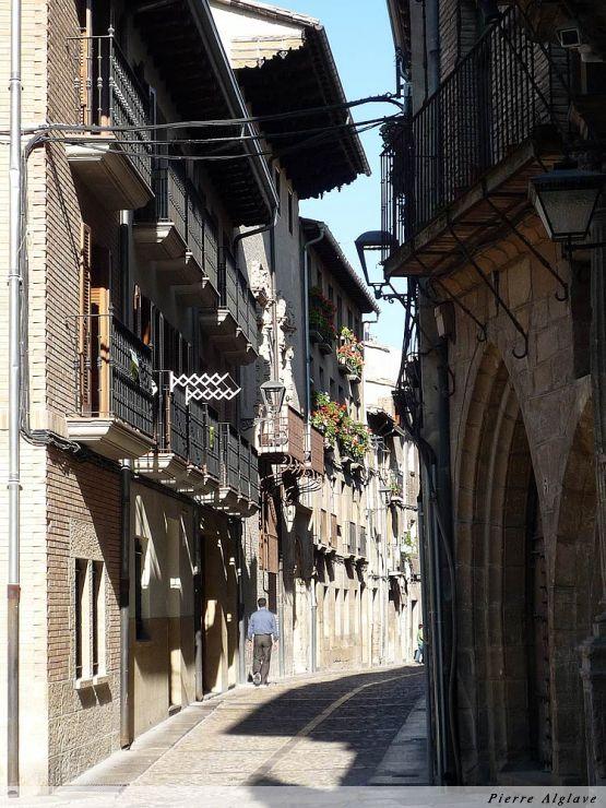 La vieille ville - Estella