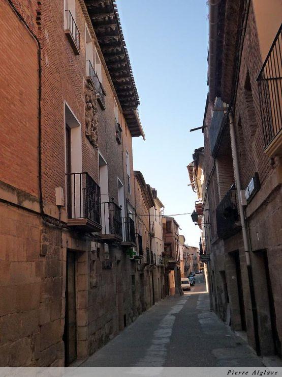 Los Arcos - La vieille ville