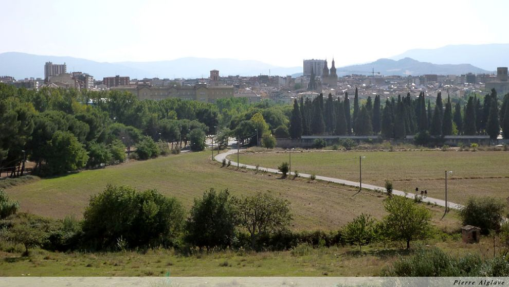 Arrivée à Logroño