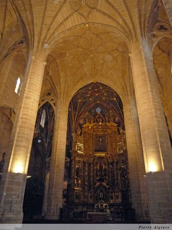 Logroño, cathédrale Santa Maria de la Redonda