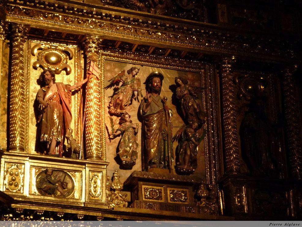 Logroño, église Santiago el Real
