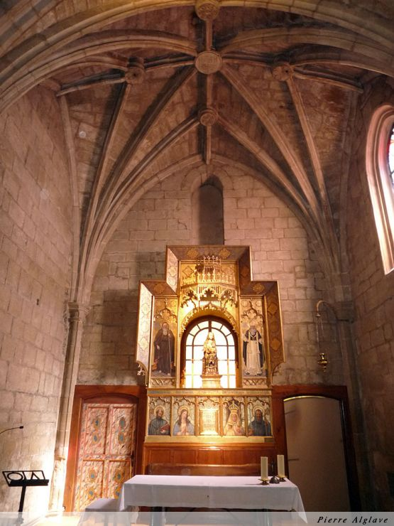 Santo Domingo de la Calzada, couvent San Francisco