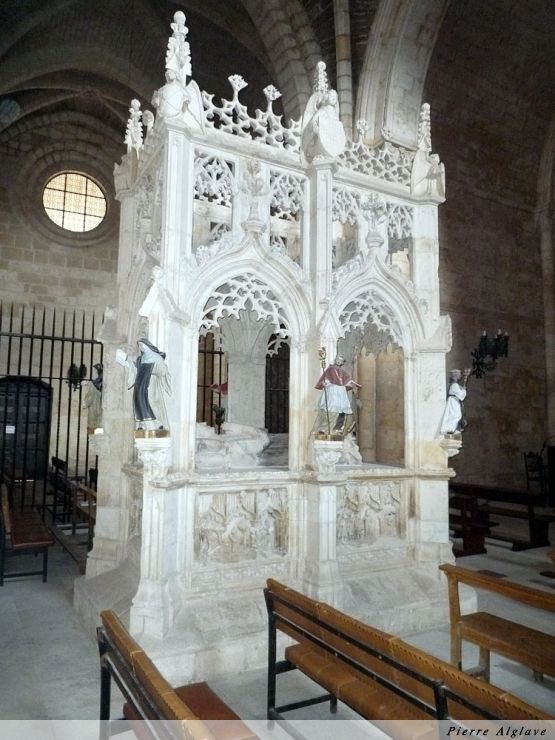 San Juan de Ortega, le tombeau de San Juan