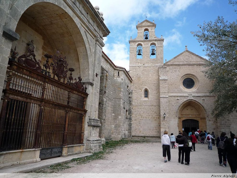 San Juan de Ortega, église de San Nicolas
