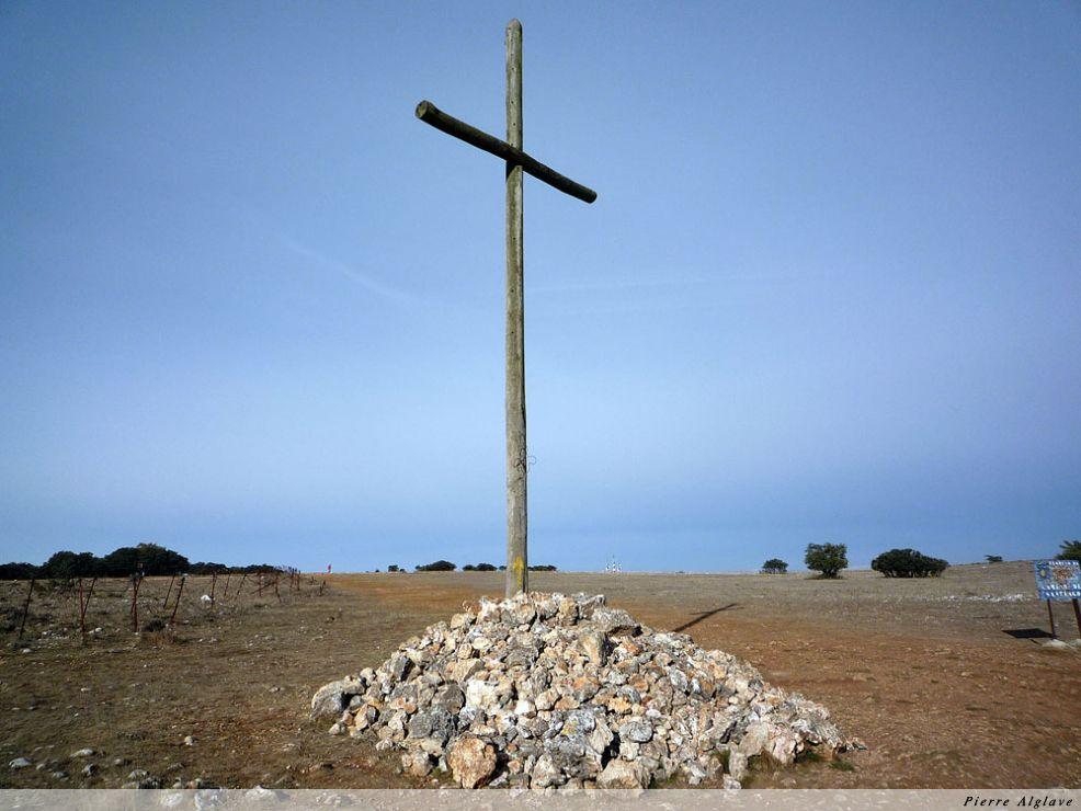Plateau de Matagrande, croix