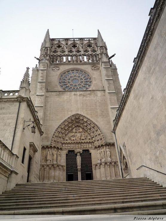 Burgos, la cathédrale