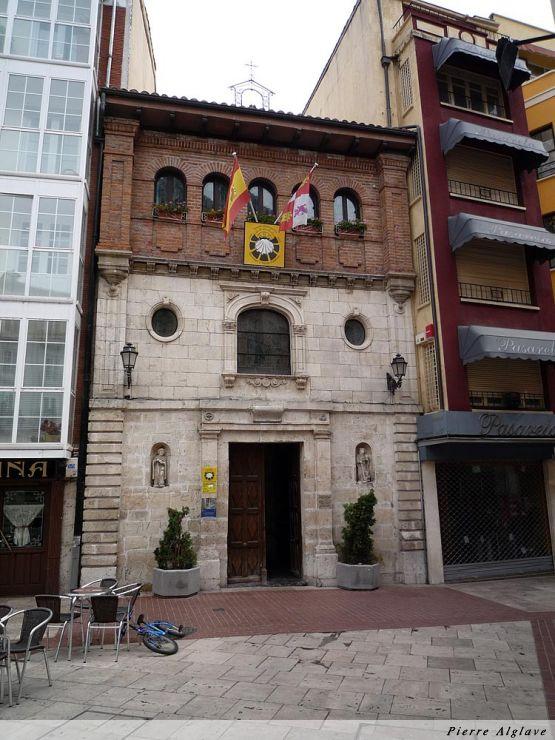 """Burgos l`auberge """"Divina Pastora"""""""