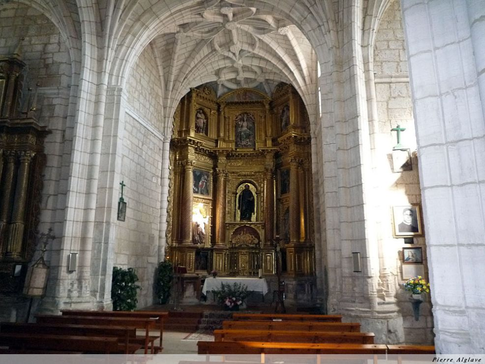 Hornillos del Camino,  l`église