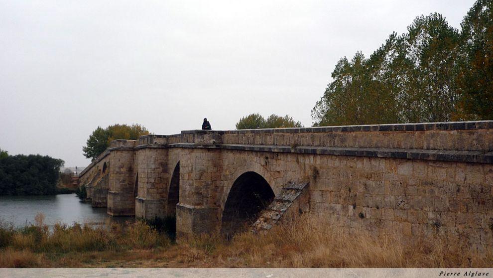 Pont sur le Rio Pisuerga