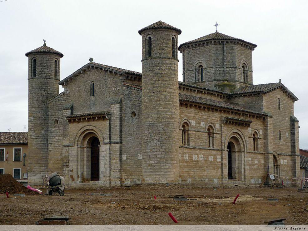 Eglise San Martin