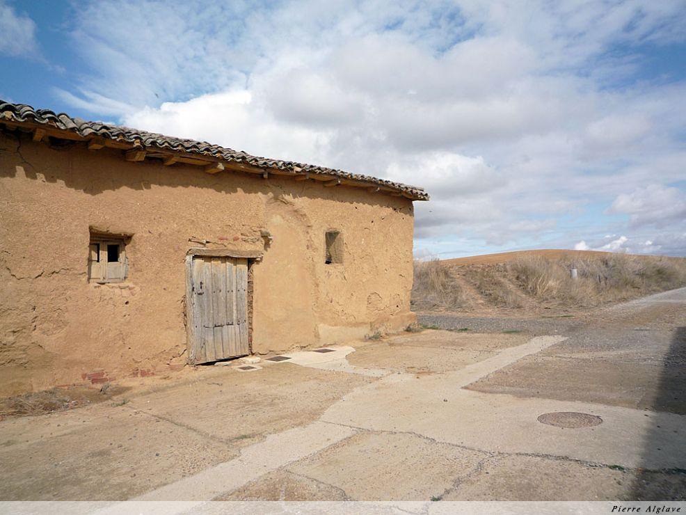 Du côté de San Nicolas del Real Camino