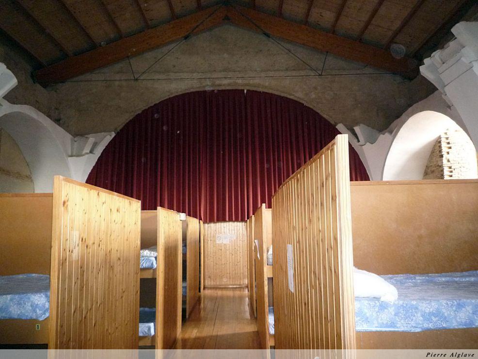 Le dortoir -Sahagun