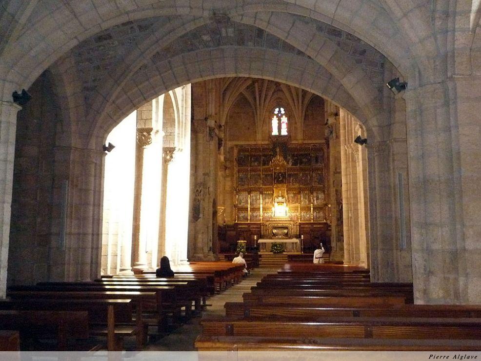 San Isidoro, intérieur