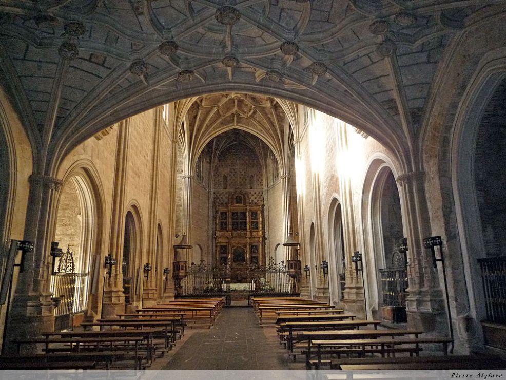 San Marcos, intérieur de l`église