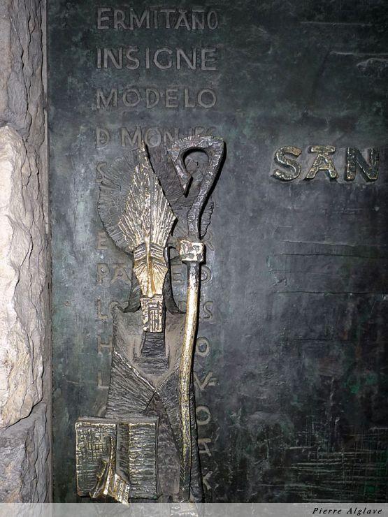 La Virgen del Camino - détail