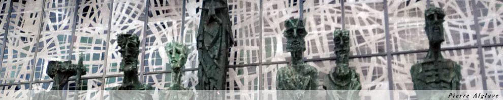 Virgen del Camino - Détail