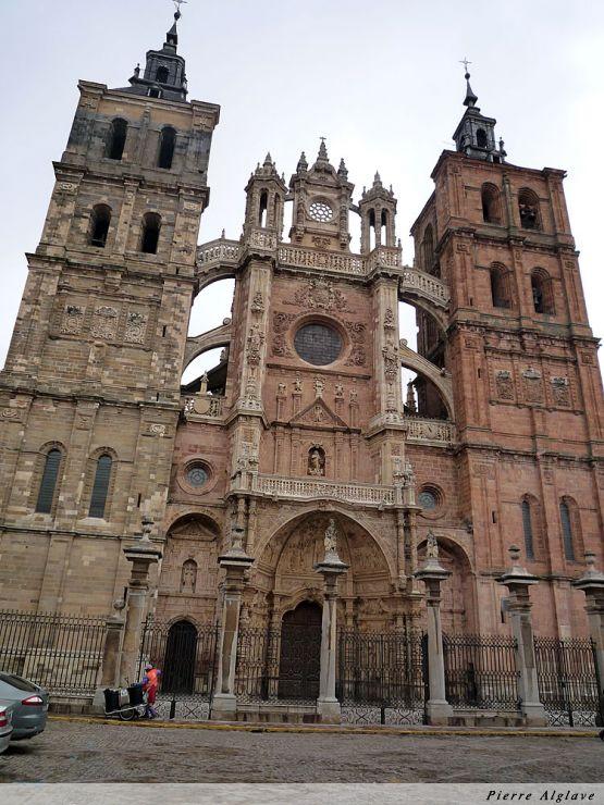 Astorga, la cathédrale