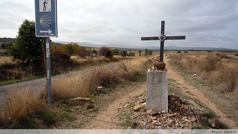 Le chemin vers Rabanal